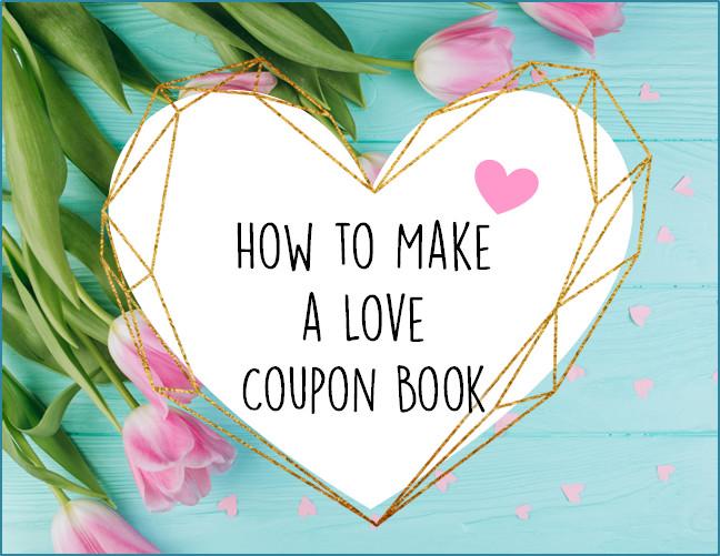 DIY Love Coupon Book