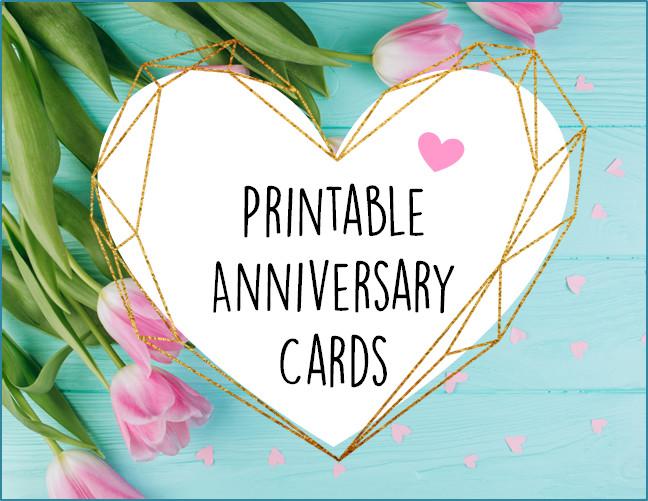 Free Anniversary Cards
